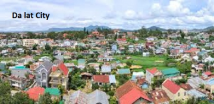Dalat - the city of love