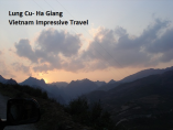 Lung Cu - a spectacular sight in Ha Giang